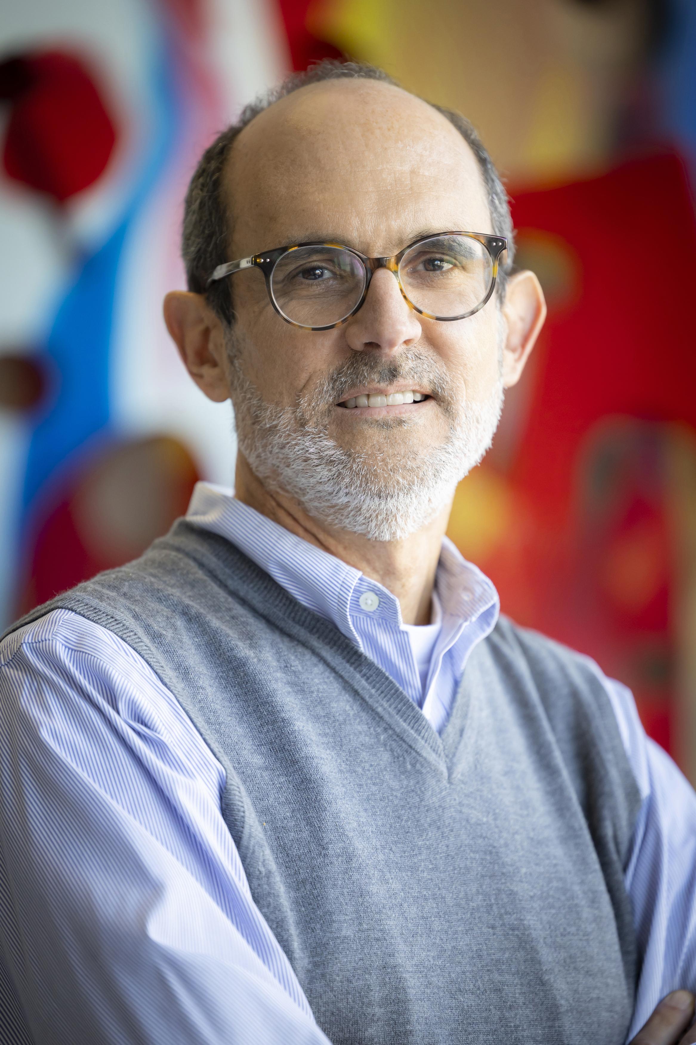Carlos A. Ball