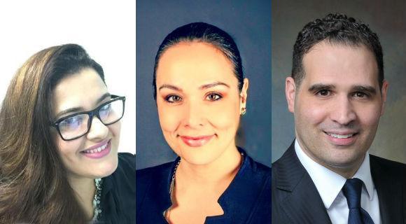 Kiomeiry Csépes, Jaclyn Medina, Hector D. Ruiz