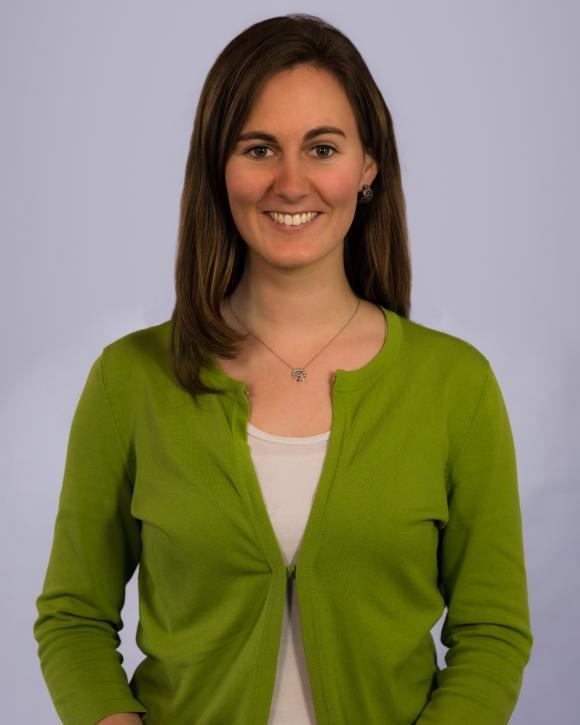 Joanna Gardner portrait