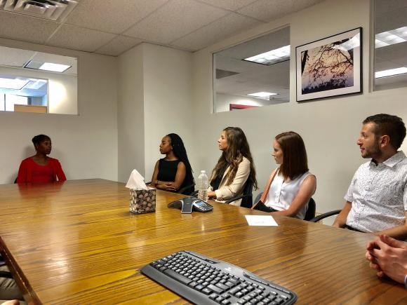Rutgers One Ls meeting with an Education Law Center legislative and policy lawyer.jpg