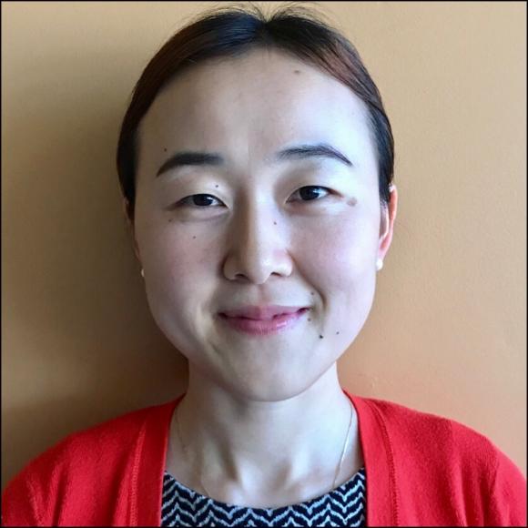 Ya Wang Portrait