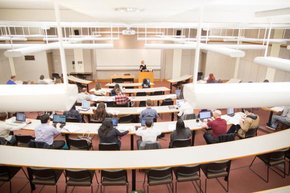 Newark classroom