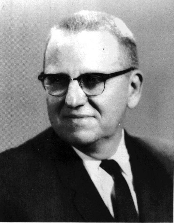 Picture of C. Willard Heckel
