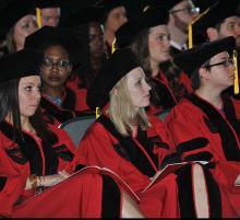 Rutgers Law School graduates